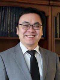 Joseph Chow headshot