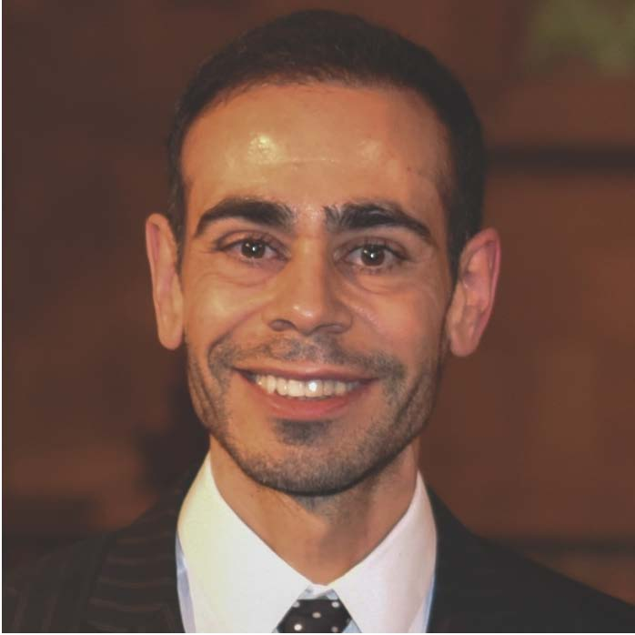 Ricardo Daziano headshot