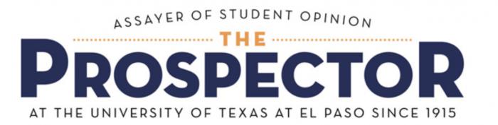 The Prospector - UTEP student newspaper logo