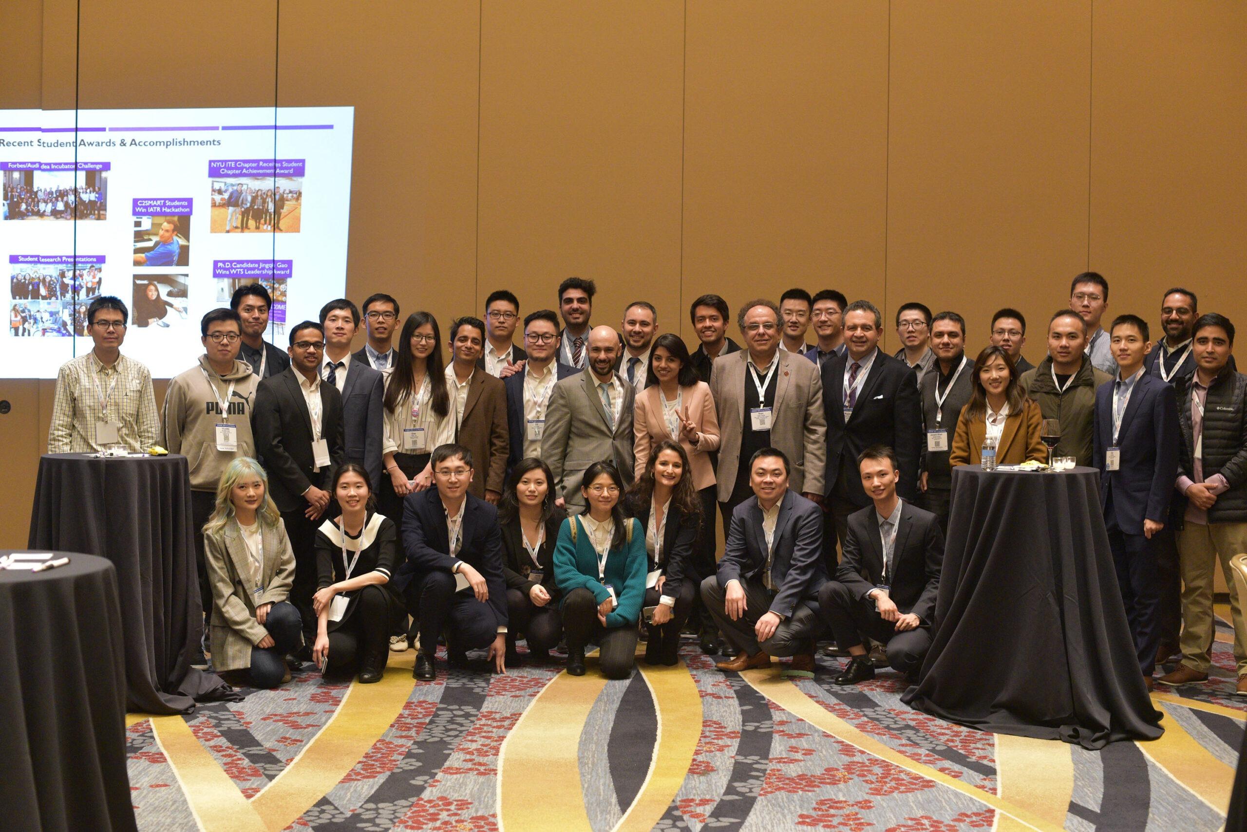 C2SMART NYU team at TRB 2020